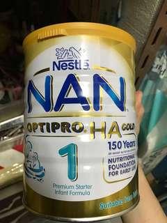 Nan Optipro Stage 1 H.A., 800g