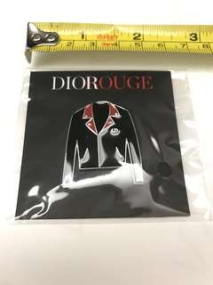 Christian Dior Rouge Pin