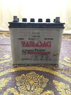 Car Battery, Bateri Kereta