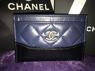 Chanel Card Holder Gabrielle