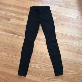 J Brand Velvet Jeans Size 24