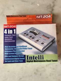 Digital Metronome/ Dual Tuner