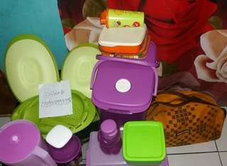 Tupperware 2nd goodcond