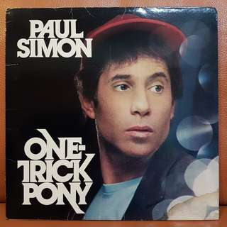 Paul Simon - One-Trick Pony Vinyl Record