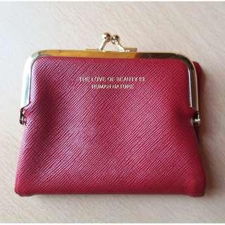 ($300/2件) ANS 紅色銀包, 散子包