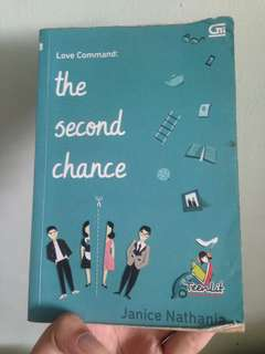 Novel Love Command (seri 2)