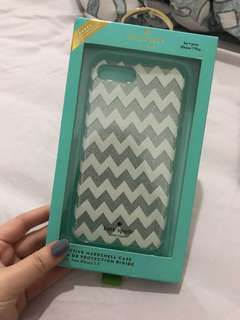 Kate spade original new case iphone 7+/8+!! Beli 6xx.xxx!!