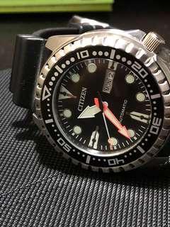 Citizen Divers Watch Automatic