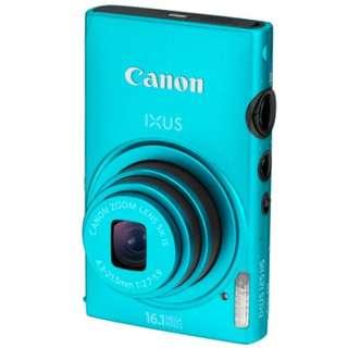 Canon IXUS 125 HS (Blue)