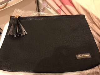 Recoledeparia clutch bag A4 size