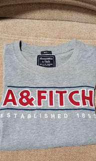 Abercrombie muscle fit t shirt