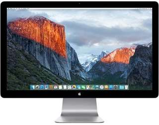Apple Cinema Display LED (24-Inch)