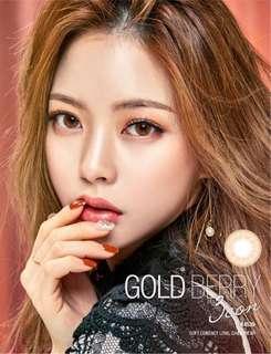 O-Lens gold berry