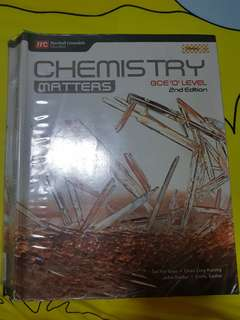 Chemistry Matters 2nd Edition