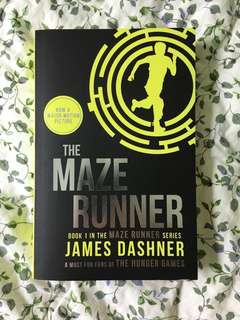 The Maze Runner (young adult book)