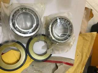 Triumph tiger steering cone bearing