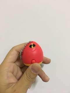🚚 超人特攻隊 小傑 扭蛋 吊飾 玩具 附扭蛋殼