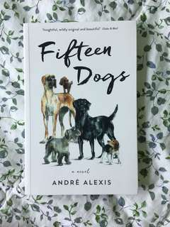 Fifteen Dogs (novel)