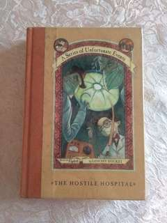A Series of Unfortunate Events: The Hostile Hospital
