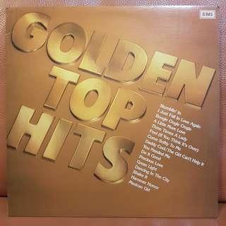 Golden Top Hits Vinyl Record