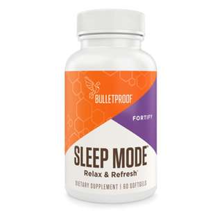 [IN-STOCK] Bulletproof Sleep Mode - 60 Ct. POWER DOWN. CHARGE UP.