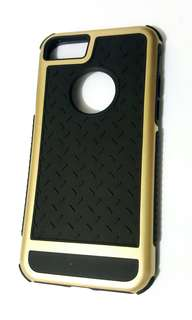 Premium Black and Gold IPhone 7 case