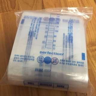New Korean breast milk disaposable bag