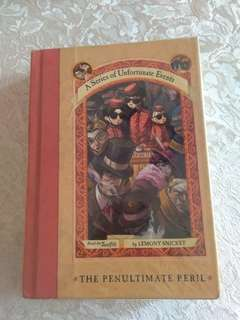 A Series of Unfortunate Events: The Penultimate Peril