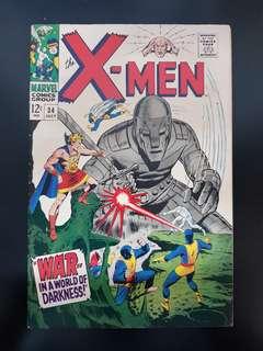 X-Men (vol.1) #34