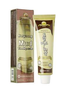 Boryeong Dr 113 Plus Toothpaste 120g