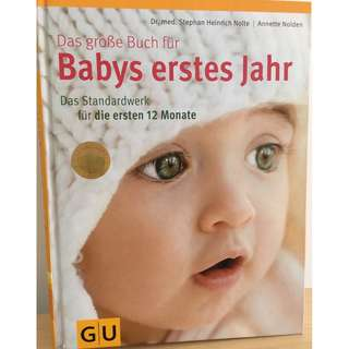 Babys first year - GERMAN