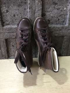 Leather boots by Puma