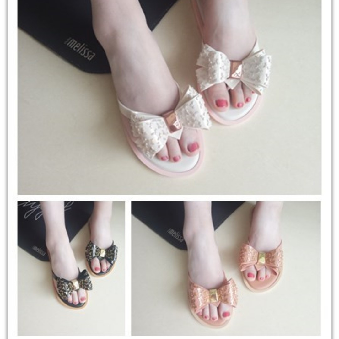 1be92a607 💟 PO  NEW  Melissa Flip Flop Sweet (FREE NORMAL MAIL!)
