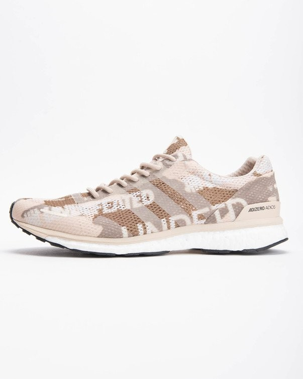 check out 7657d 977de Adidas Adizero Adios UNDFTD Undefeated Desert Camo UK10, Mens Fashion,  Footwear, Sneakers on Carousell