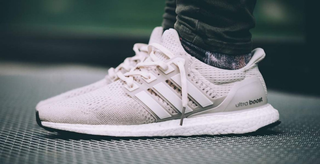 finest selection 8ca64 58f51 Adidas Ultraboost 1.0 Cream, Mens Fashion, Footwear, Sneakers on Carousell