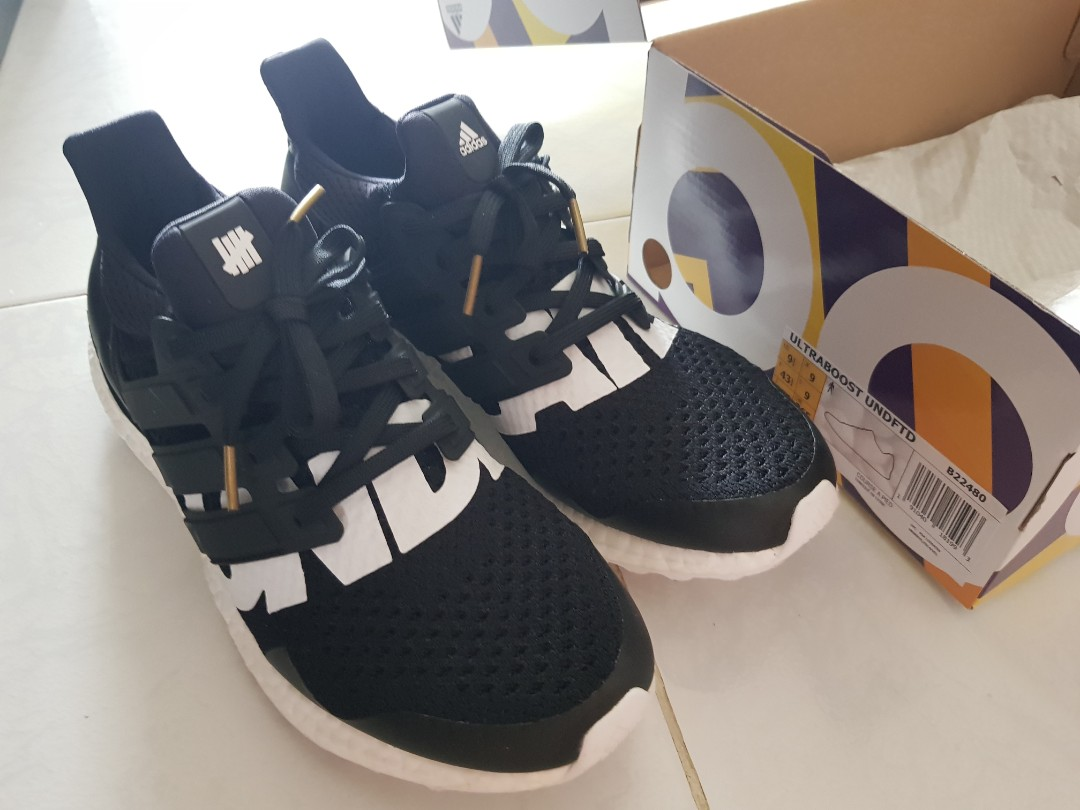 26ceb365add0a Adidas x Undefeated Ultraboost 1.0