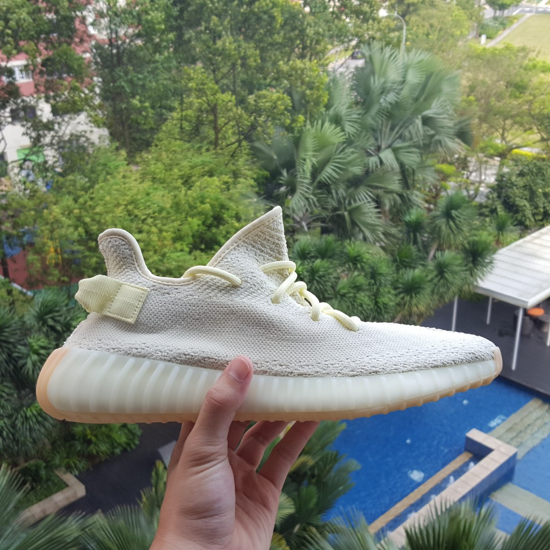 Adidas Boost Yeezy Boost Adidas 30 Butter, Hombre Moda, Footwear, Zapatillas on d3b4b8