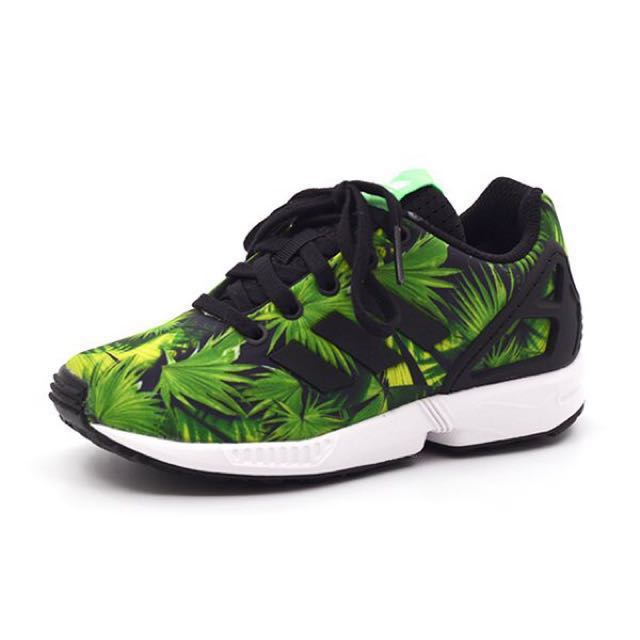 pretty nice a7daa ff815 Adidas ZX Flux EL I, Children's Sport Shoe, US 8.5 / UK 8