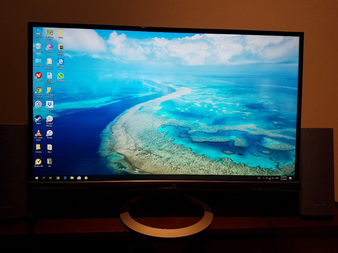 ASUS 27-inch LED Monitor, Electronics, Computers, Desktops