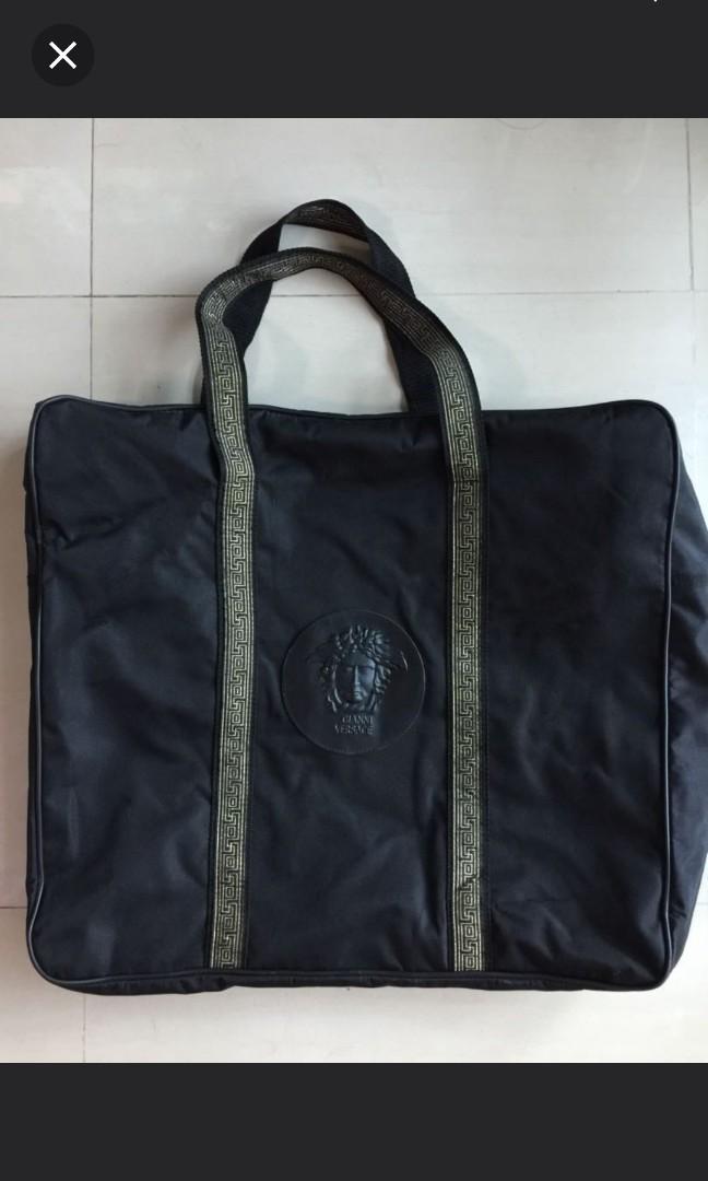 3c8b2f5684 Authentic VERSACE duffel bag  feli