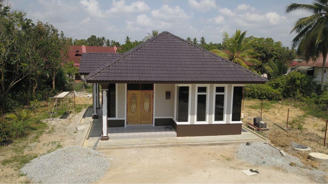 Rumah Kampung Bajet