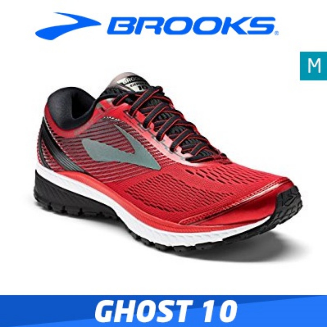 2cd47a269f3 Brooks Mens Ghost 10 Performance Running Shoe