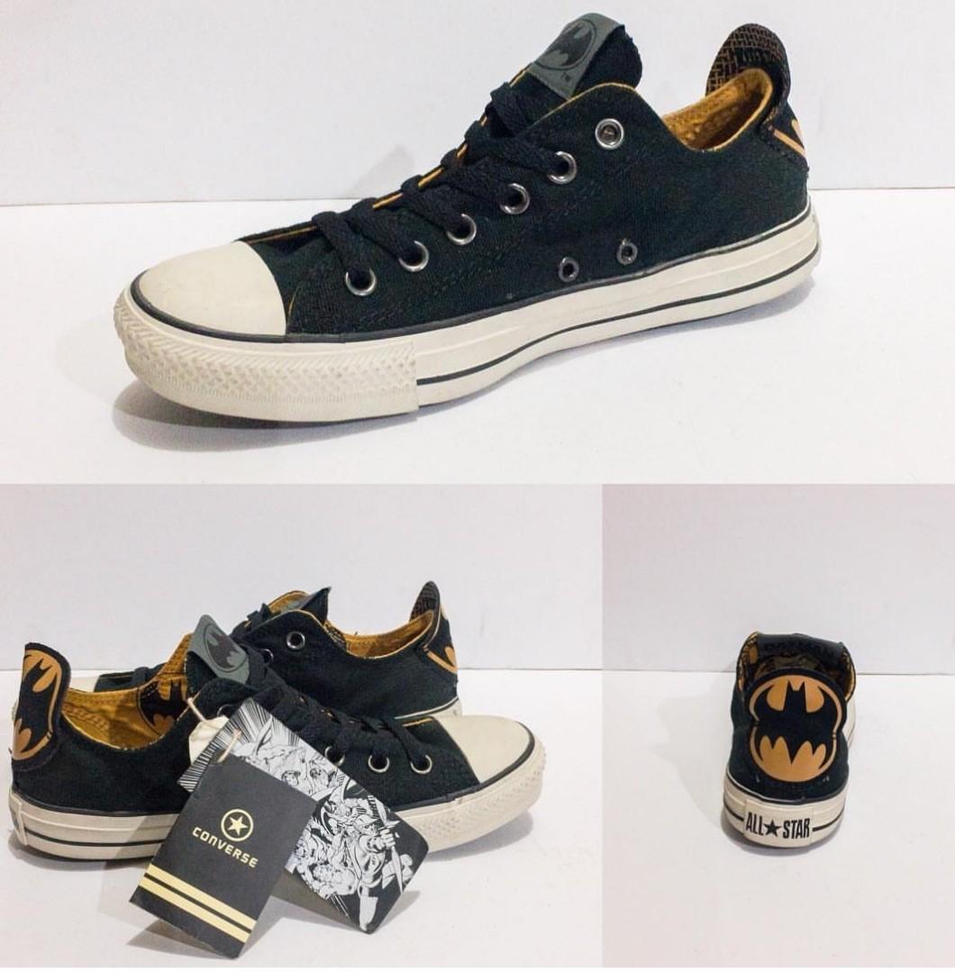 Converse × DC shoes, Men's Fashion