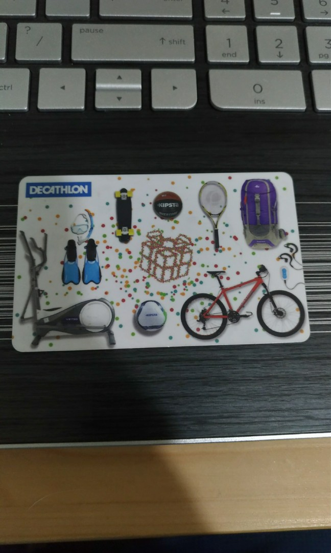 151eb9429 Decathlon  100 gift card