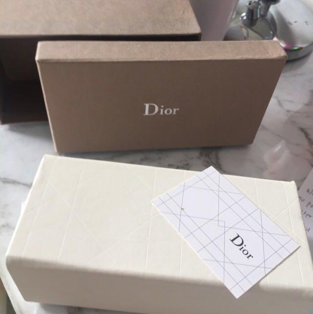 "Dior ""so real"" sunnies"