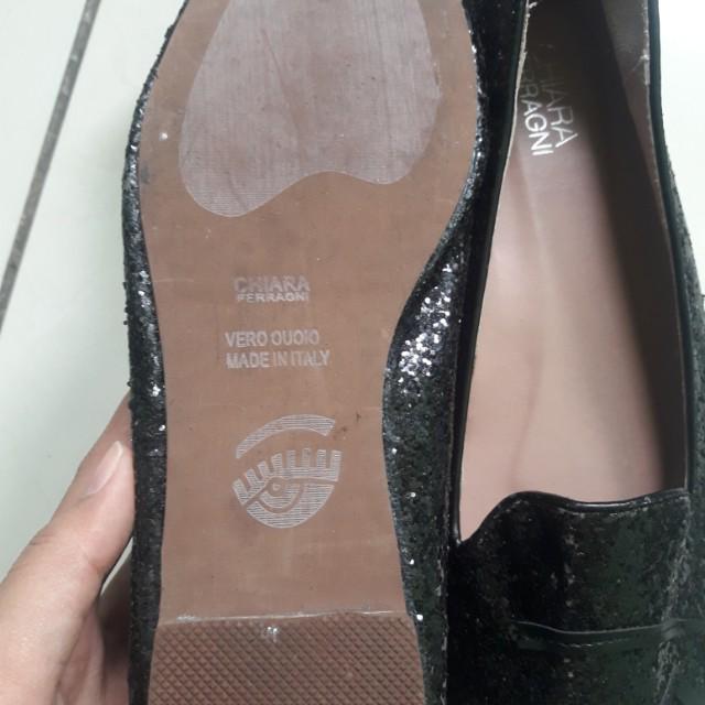 Flatshoes Chiara Ferragni like new