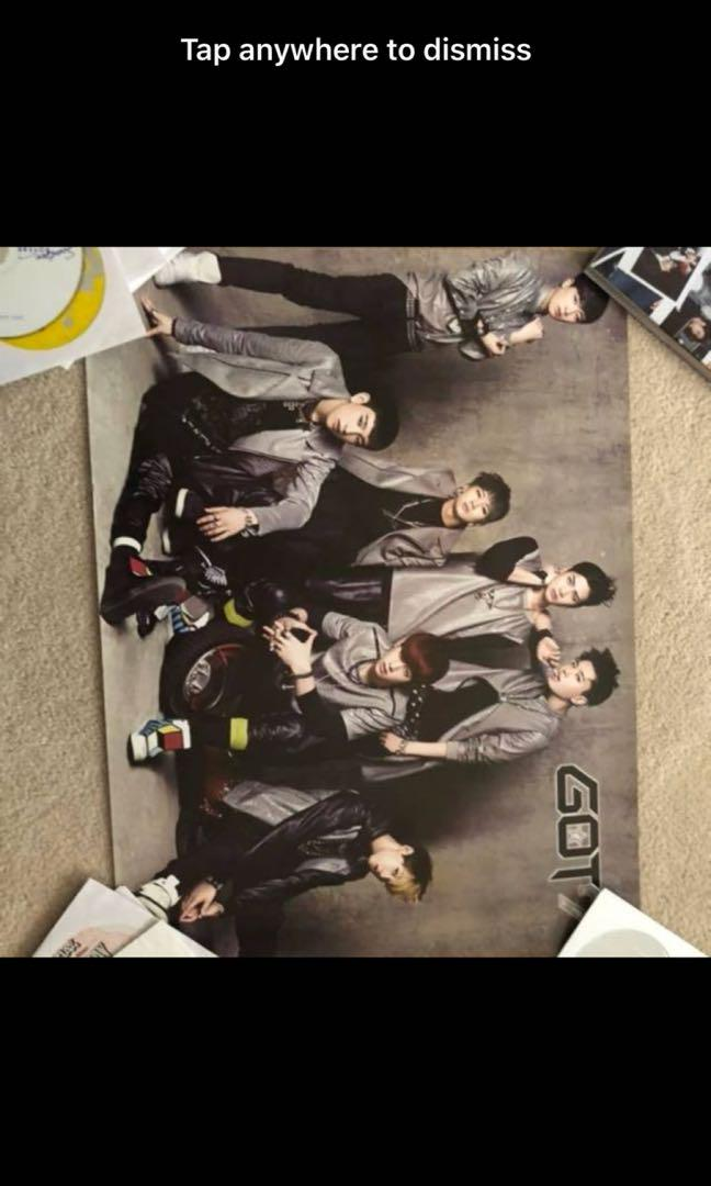 GOT7 posters