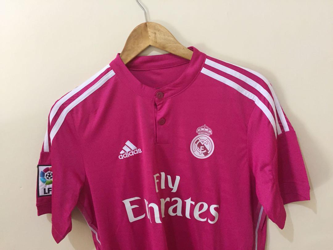 info for 9930b 584be Jersey Away Real Madrid 2014 Ronaldo, Men's Fashion, Men's ...