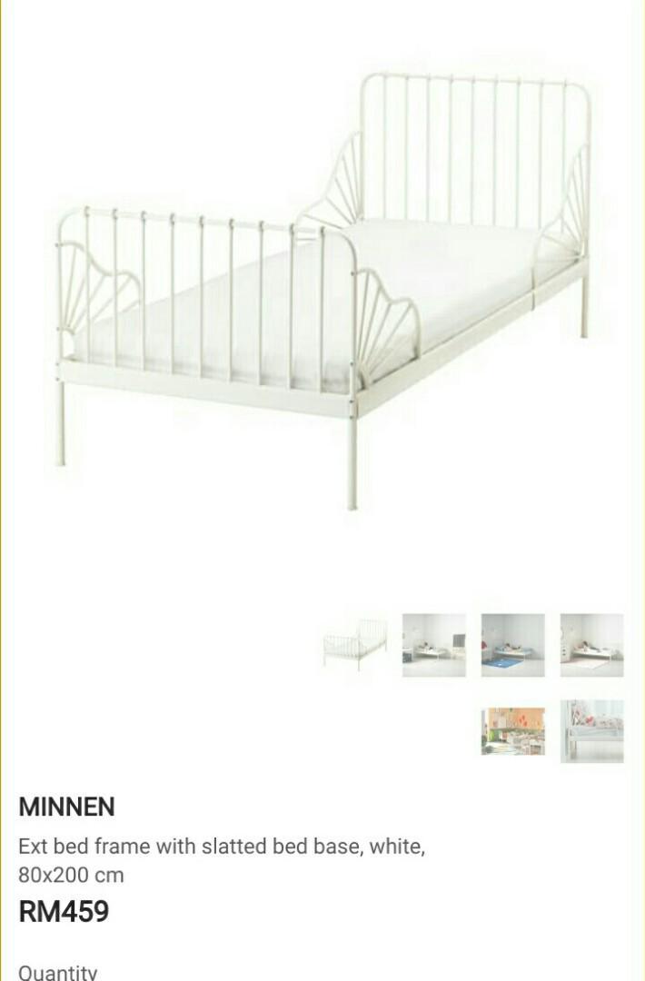 Katil Bujang Ikea Home Furniture