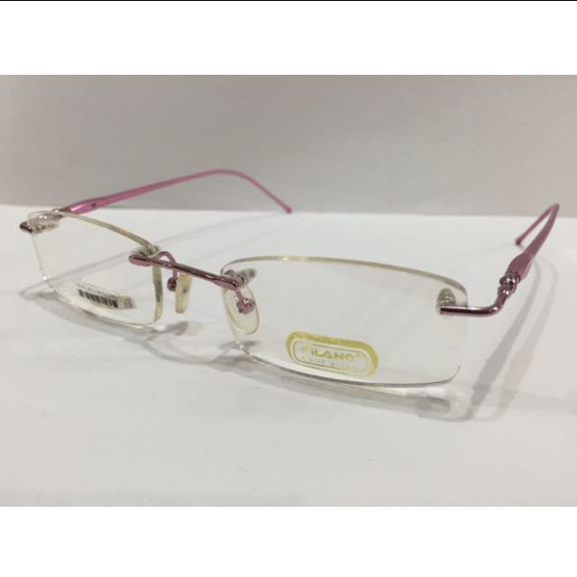 5110cb5c4ed SALE INSTOCK  FRAMELESS PRESCRIPTION SPECTACLES   WEAR FOR FASHION ...
